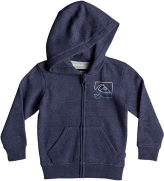 Quiksilver Diamond Zip Hoodie Jacket
