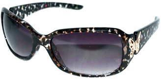 6e5dbc0963 Fantas-Eyes Fantas Eyes Womens Full Frame Rectangular UV Protection  Sunglasses