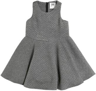 Milly Minis Quilted Flared Dress