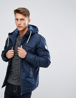 Jack and Jones Padded Hooded Jacket