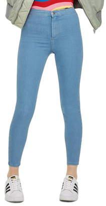 Topshop Joni High Waist Ankle Super Skinny Jeans