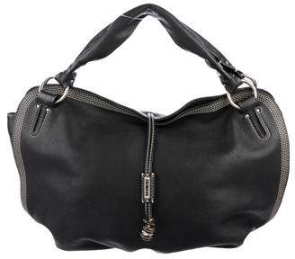 Celine Grain Leather Hobo