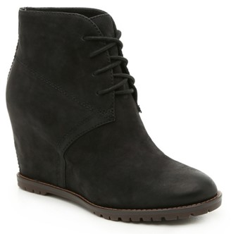 Trask Lia Wedge Bootie