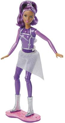 Barbie Star Light Adventure Lights & Sounds Hoverboarder Barbie Doll $29.99 thestylecure.com