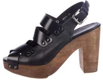 Rachel Comey Slingback Platform Sandals