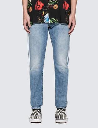 Represent Selvedge Denim Jeans