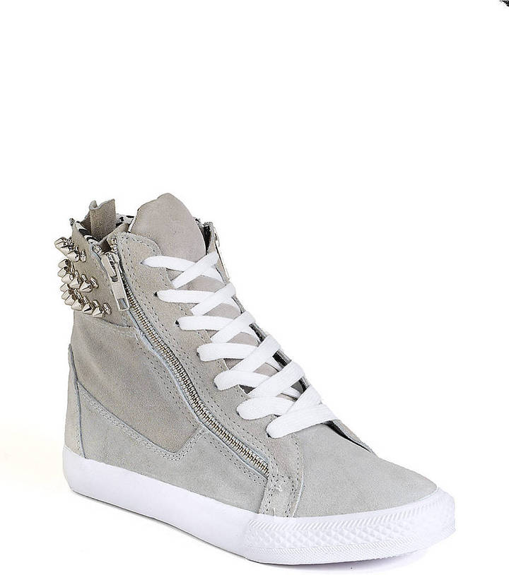 Betsey Johnson Ice Suede Sneakers