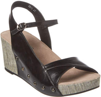 Antelope 543 Leather Wedge Sandal