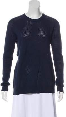 Proenza Schouler Crew Neck Knit Sweater