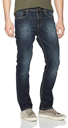 Comfort Denim Outfitters Men's Relaxed Fit Jeans 33Wx34L