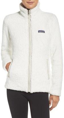 Women's Patagonia Los Gatos Fleece Jacket $129 thestylecure.com
