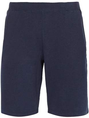 Sunspel Mid-rise cotton-jersey shorts