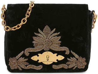 Polo Ralph Lauren Velvet Crossbody Bag - Women's