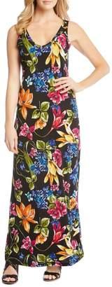 Karen Kane Alana Botanica Maxi Dress