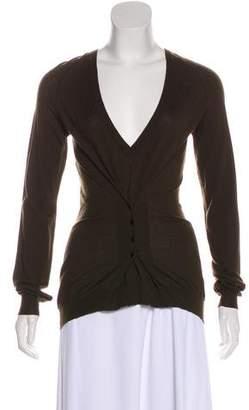 Stella McCartney Long Sleeve Knit Top