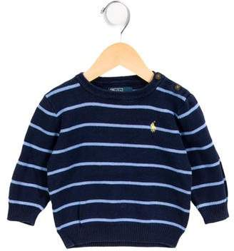 Polo Ralph Lauren Boys' Striped Long Sleeve Sweater