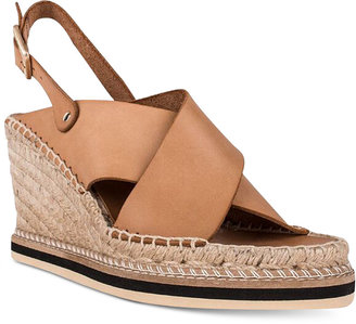 Andre Assous Emily Slingback Wedge Sandals Women's Shoes $215 thestylecure.com