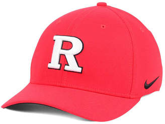Nike Rutgers Scarlet Knights Classic Swoosh Cap