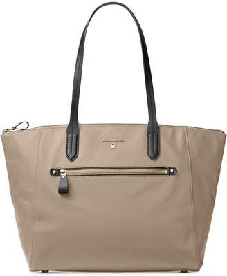 Michael Kors Kelsey Large Top-Zip Tote