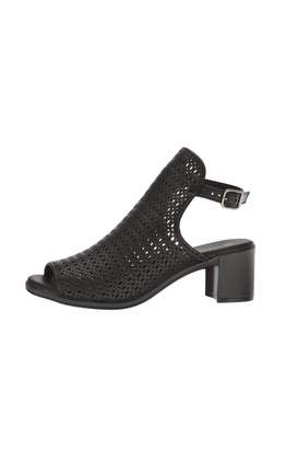 Eric Michael Tiffany Peep Toe Sandal