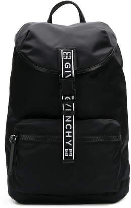 Givenchy Logo Printed Backpack