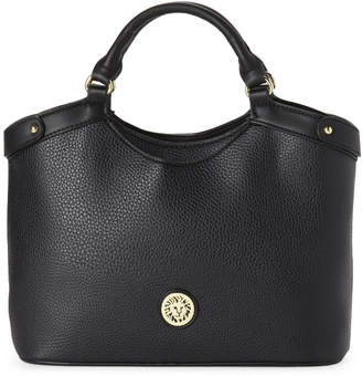 Anne Klein Soho Faux Leather Satchel