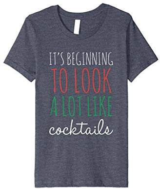 It's beginning to look a lot like Cocktails Christmas Shirt