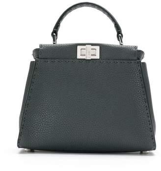 Fendi 8BL1245QJ F0N9A Leather/Fur/Exotic Skins->Leather