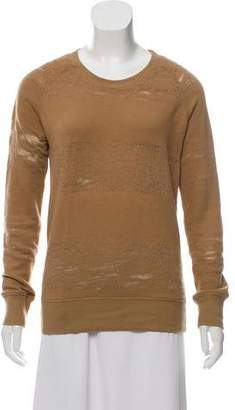 45db546046a IRO 2015 Liberty Distressed Sweatshirt
