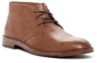 Frye Mark Leather Chukka Boot