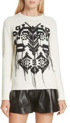 RED Valentino Thread Detail Sweater
