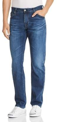 AG Jeans Graduate Straight Slim Fit Jeans in 7 Years Stopover