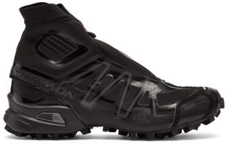 Salomon Black Snowcross ADV LTD Sneakers