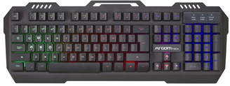 Argom Tech Gaming Keyboard Combat Usb With Metal Cover English