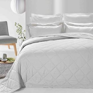 DOWN HOME Never Down Alternative Down Blanket White Queen