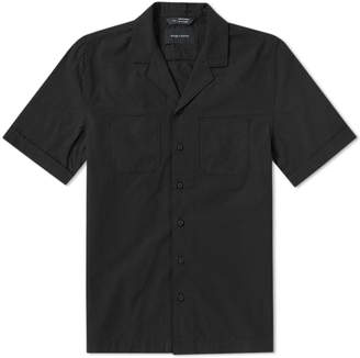 Wings + Horns Short Sleeve Deck Vacation Shirt