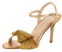 Sassy Dress Sandal with Tassel