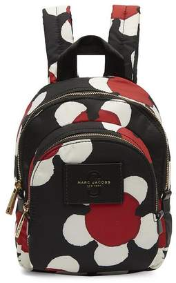 Marc by Marc Jacobs Marc Jacobs Mini Double Floral Backpack