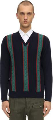 Wimbledon Piacenza Cashmere Cashmere Knit Sweater