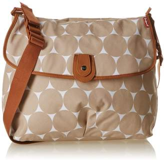Babymel Satchel Diaper Bag, Jumbo Dot