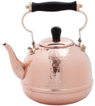 Old Dutch Hammered 2 Qt. Tea Kettle