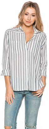 Billabong Easy Moves Stripe Shirt $54.95 thestylecure.com