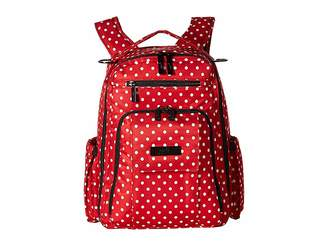 Ju-Ju-Be Onyx Be Right Back Backpack Diaper Bag