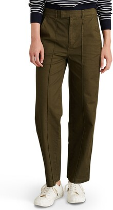 Alex Mill Stretch Cotton Twill Trousers