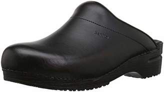 Sanita Men's Karl PU Clog