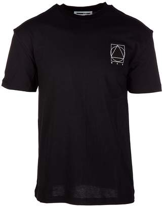 McQ Geometric Design T-Shirt