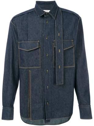 Valentino double pocket shirt
