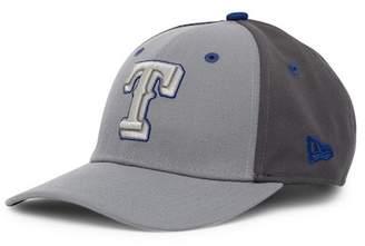 New Era Cap Texas Rangers Gray Pop Cap