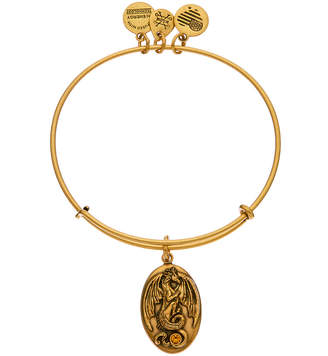 Alex and Ani Dragon Expandable Bracelet