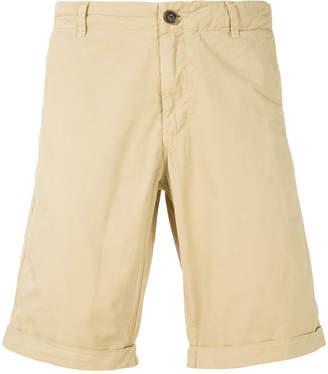 Woolrich zip fastened shorts